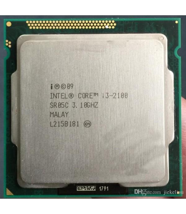 processor core i3 2100
