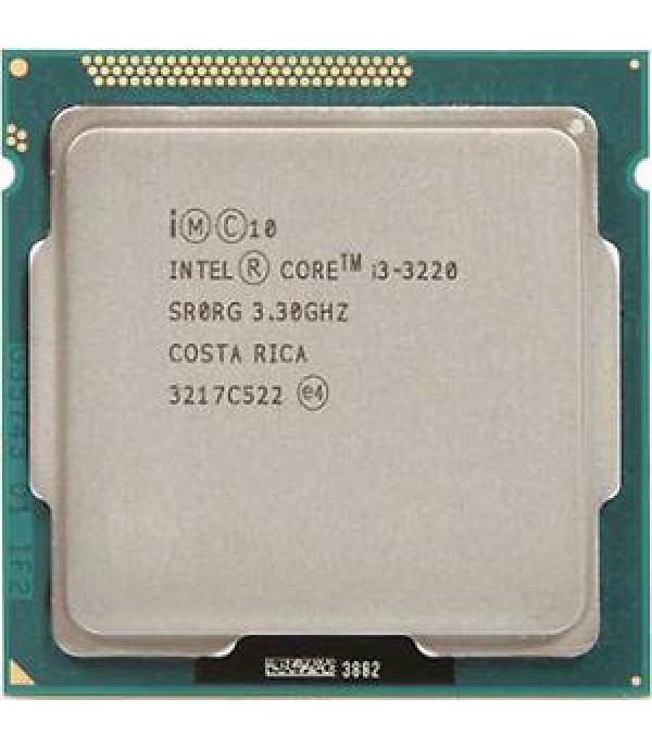 processor Core i3 3220