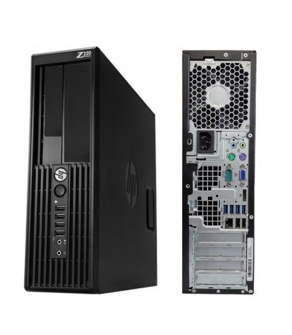 Hp Z210 SFF Workstation  (i5 - 2nd GEN)